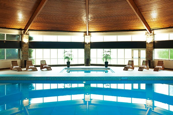 Marriott Hotel Luxury Spa Day With 55 Minute Treatment And Cream Tea For Two