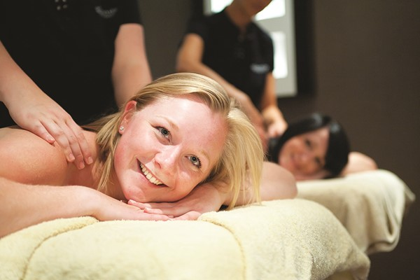 Buy Deluxe Spa Day with Treatment and Lunch for Two at Bannatyne Bury St. Edmunds