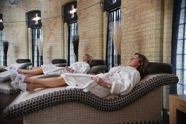 Spa Day With 30 Minute Treatment For Two At Mercure Brandon Hall