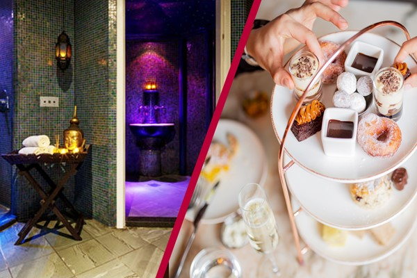 Luxury Spa Day With Treatment And Afternoon Tea At The May Fair Hotel  London