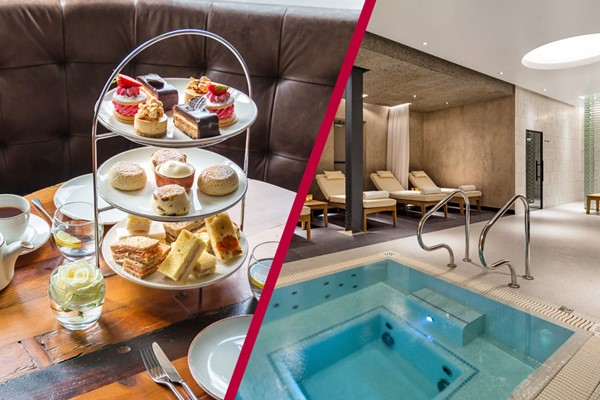 Spa Day With Sparkling Afternoon Tea For Two Radisson Blu Edwardian Spas