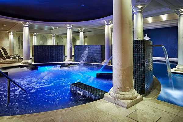 Luxury Spa Day With 40 Minute Treatment For Two At Alexander House And Utopia Spa