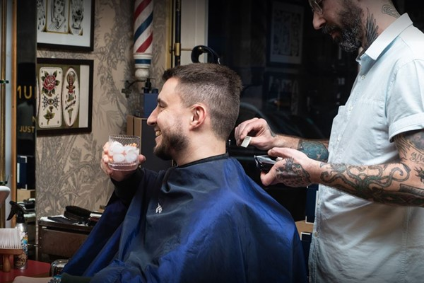 Mens Grooming Experience At Murdock London