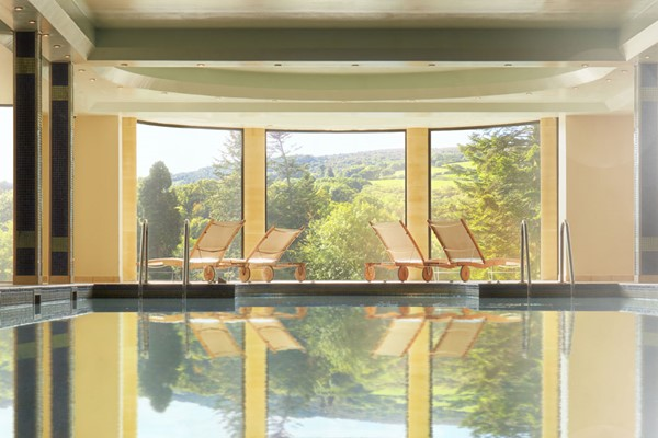 Lake District Country House Escape For Two At Storrs Hall