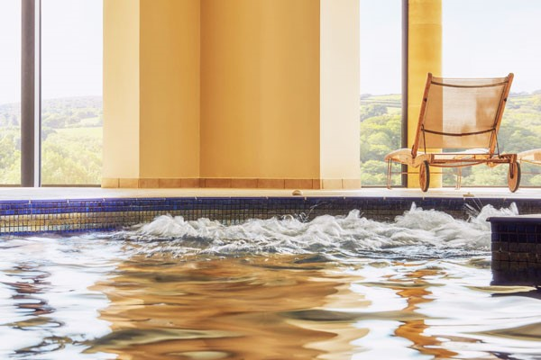 Luxury Mini Spa Day With 55 Minute Treatment And Lunch For Two At Elan Spa In Bovey Castle