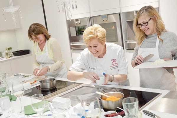 2 For 1 Half Day Cooking Class With Anns Smart School Of Cookery