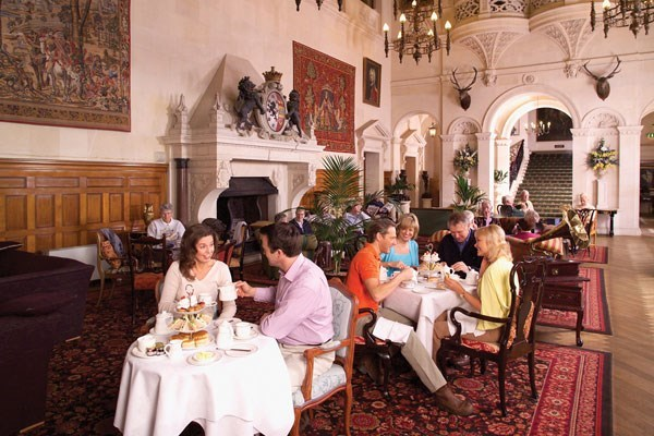 Afternoon Tea For Two At Thoresby Hall