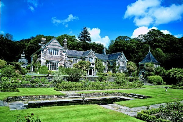Full Devonshire Afternoon Tea For Two At Lewtrenchard Manor