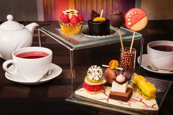 Lavish London Afternoon Tea For Two