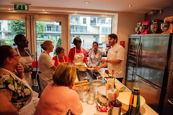 One Day Cookery Class At The Cooking Academy