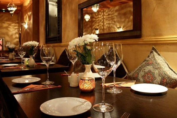 Three Course Dinner with Prosecco for Two at Little Persia