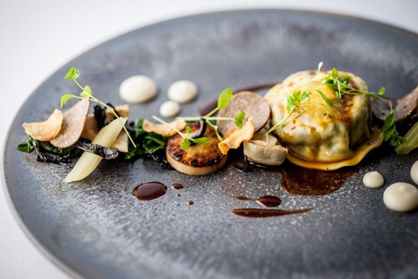 Ultimate Michelin Starred Chefs Experience At Lortolan For One