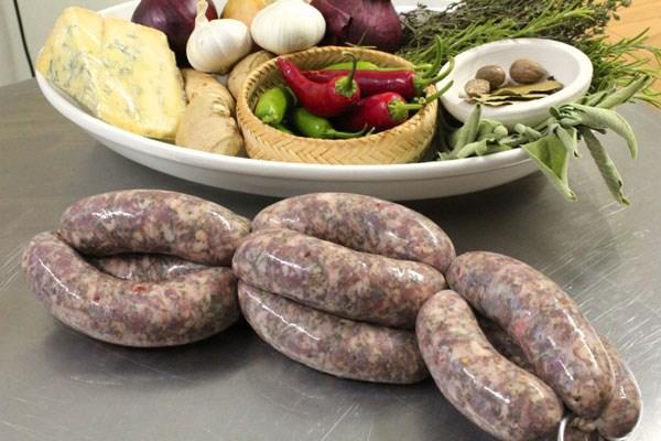 Sausage Making Workshop For One