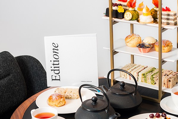 Afternoon Tea For Two At 5* Edwardian Manchester  A Radisson Collection Hotel