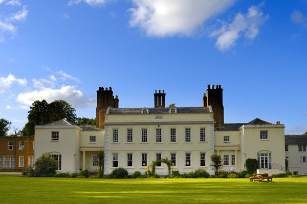Champagne Afternoon Tea For Two At The Haughton Hall Hotel And Spa