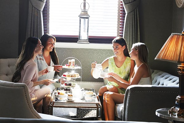Afternoon Tea With Bubbles For Two At The Vermont Hotel