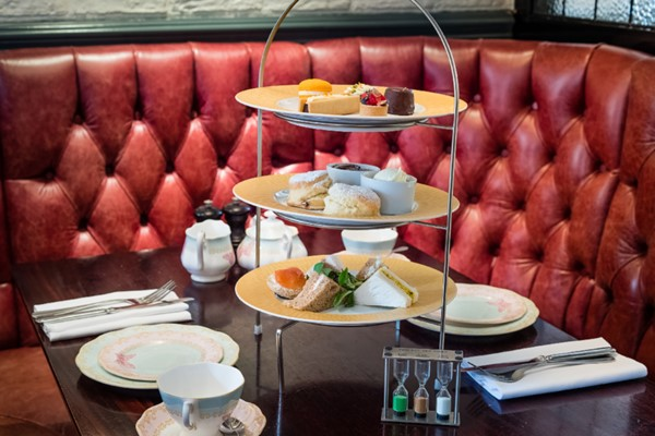 Traditional Afternoon Tea For Two At Penmaenuchaf Hall
