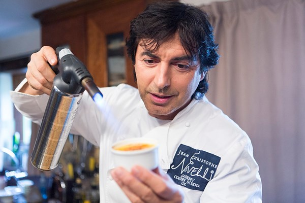 Intensive Cookery Masterclass With Jean-christophe Novelli And Hotel Stay