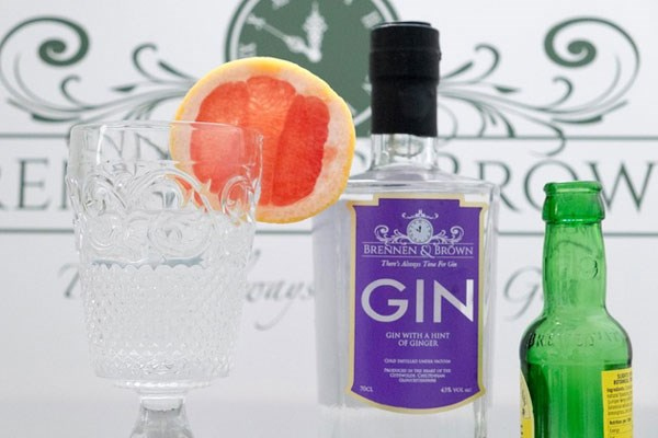 Gin Tasting Experience For Two At Brennen And Brown