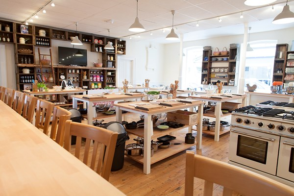 Half Day Cookery Class For Two At The Talbot Hotel  Malton