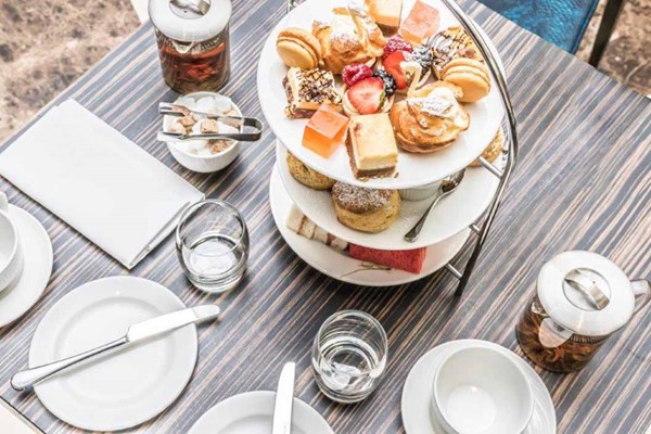 Traditional Afternoon Tea Bus Tour For Two