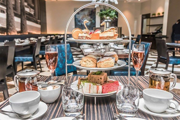 Sparkling Afternoon Tea For Two At 5* The Montcalm Marble Arch