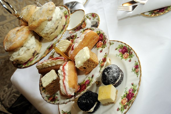 Afternoon Tea For Two At Carlton Park Hotel