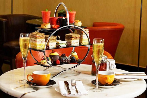 Sparkling Afternoon Tea For Two At The Bedford Hotel
