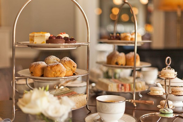 Sparkling Afternoon Tea For Two At The Cranley Hotel
