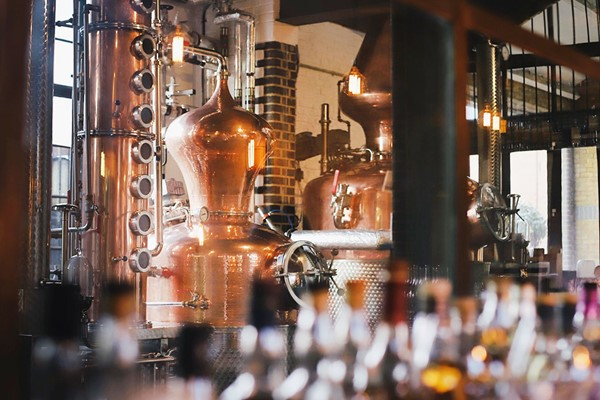 Buy Spirit of Gin Tour and Tasting at East London Liquor Company for Two