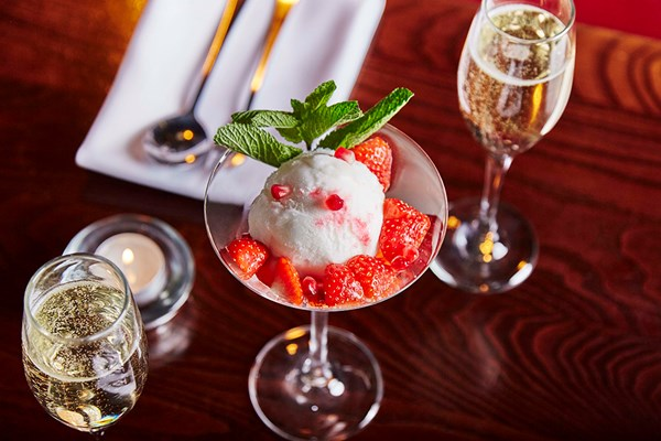 Two Course Meal With Bubbles For Two At Marco Pierre White  Bardolino Birmingham