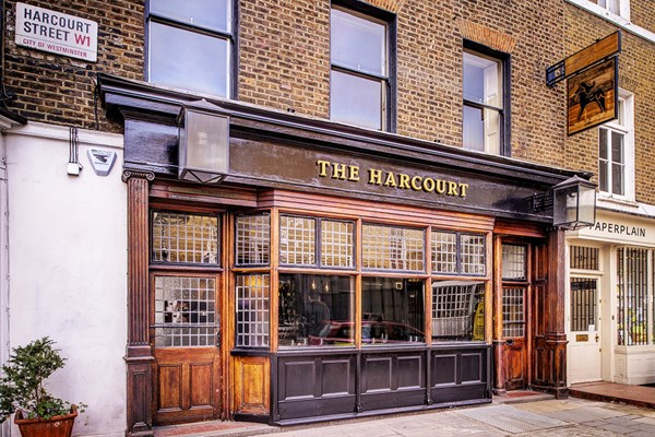 Buy Gin Tasting Experience with Food Pairing for Two at The Harcourt