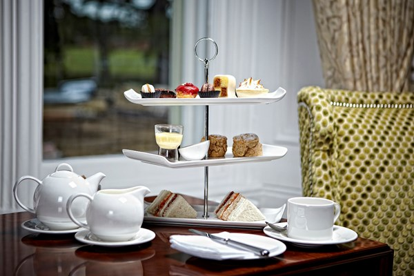 Champagne Afternoon Tea At Hallmark Hotel Gloucester For Two