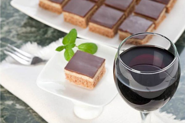 Luxury Wine And Dessert Tasting For Two At Dionysius Shop