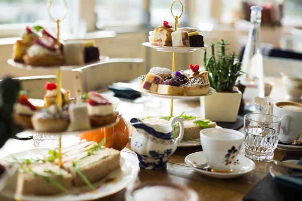 Sparkling Afternoon Tea For Two At The Townhouse Chester