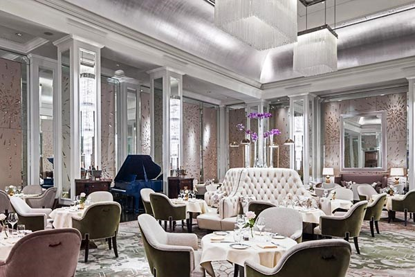 Afternoon Tea with Wedgwood for Two at the 5* Langham London