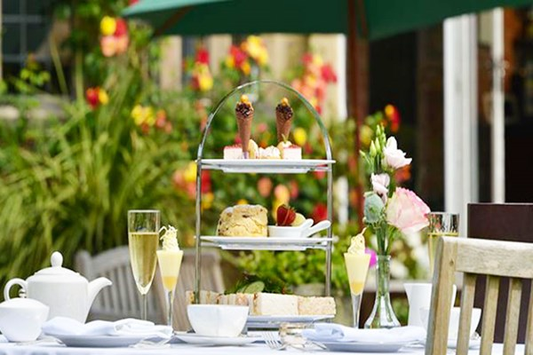 Traditional Afternoon Tea For Two At Whittlebury Hall