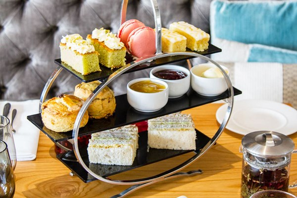Champagne Afternoon Tea For Two At The Sands Hotel Margate