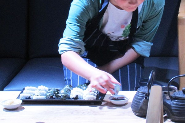 Childrens Sushi Masterclass At Inamo  Camden