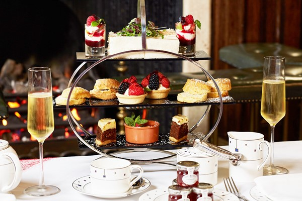 Afternoon Tea With Vineyard Tour For Two At Yorkshire Heart Vineyard And Brewery