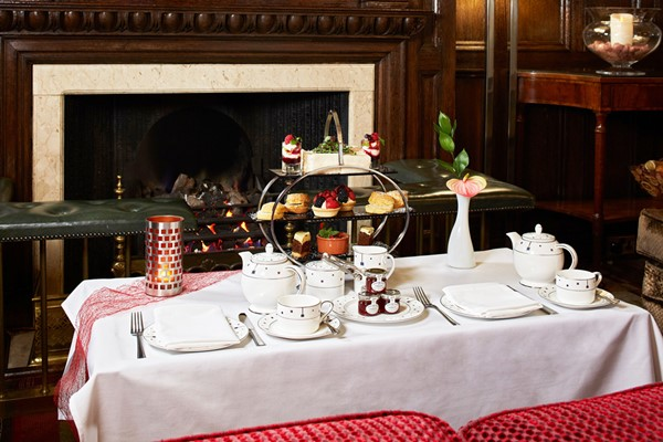 Champagne Afternoon Tea For Two At St Agnes Hotel