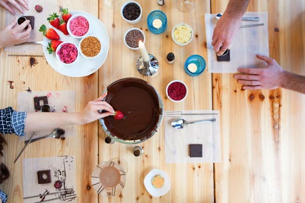 My Chocolate Workshop For One