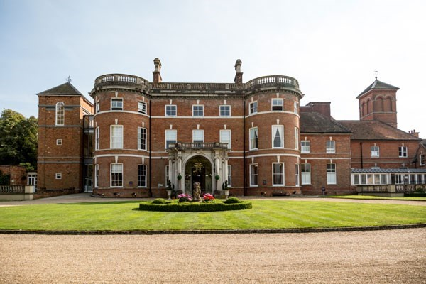 Afternoon Tea For Two At Oakley Hall Hotel