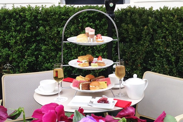 Sparkling Afternoon Tea For Two At Marco Pierre Whites New York Italian