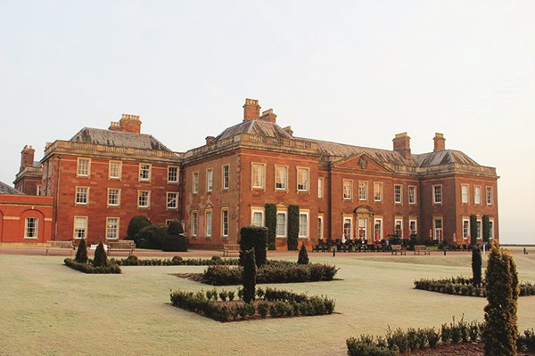 Champagne Afternoon Tea For Two At Holme Lacy House Hotel