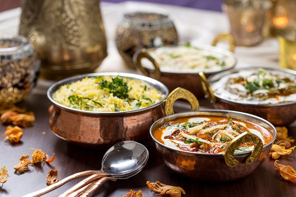 Indian Dining For Two
