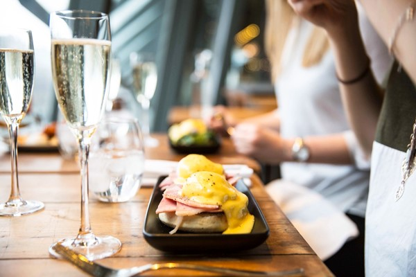 Brunch With Bottomless Prosecco For Two At Gordon Ramsays Bread Street Kitchen