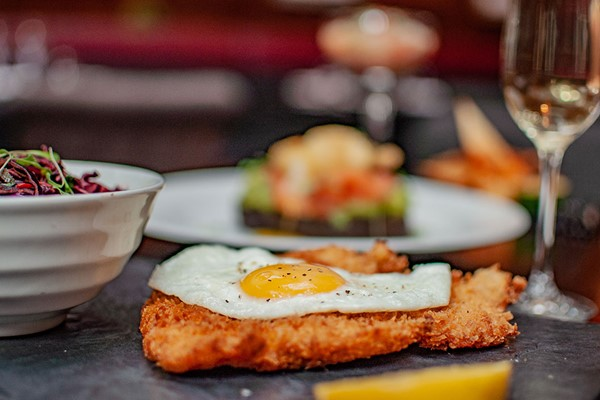 Cinema Brunch With Bottomless Prosecco For Two At The Courthouse Hotel Shoreditch