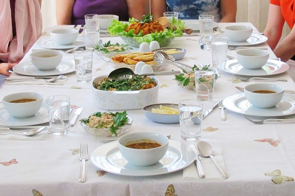 Mediterranean Vegan Cooking Class For One In London