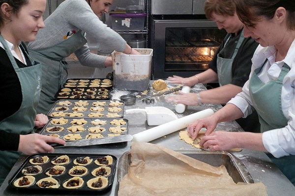 Bakery Course For Two At Apley Farm Shop